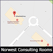 map norwest